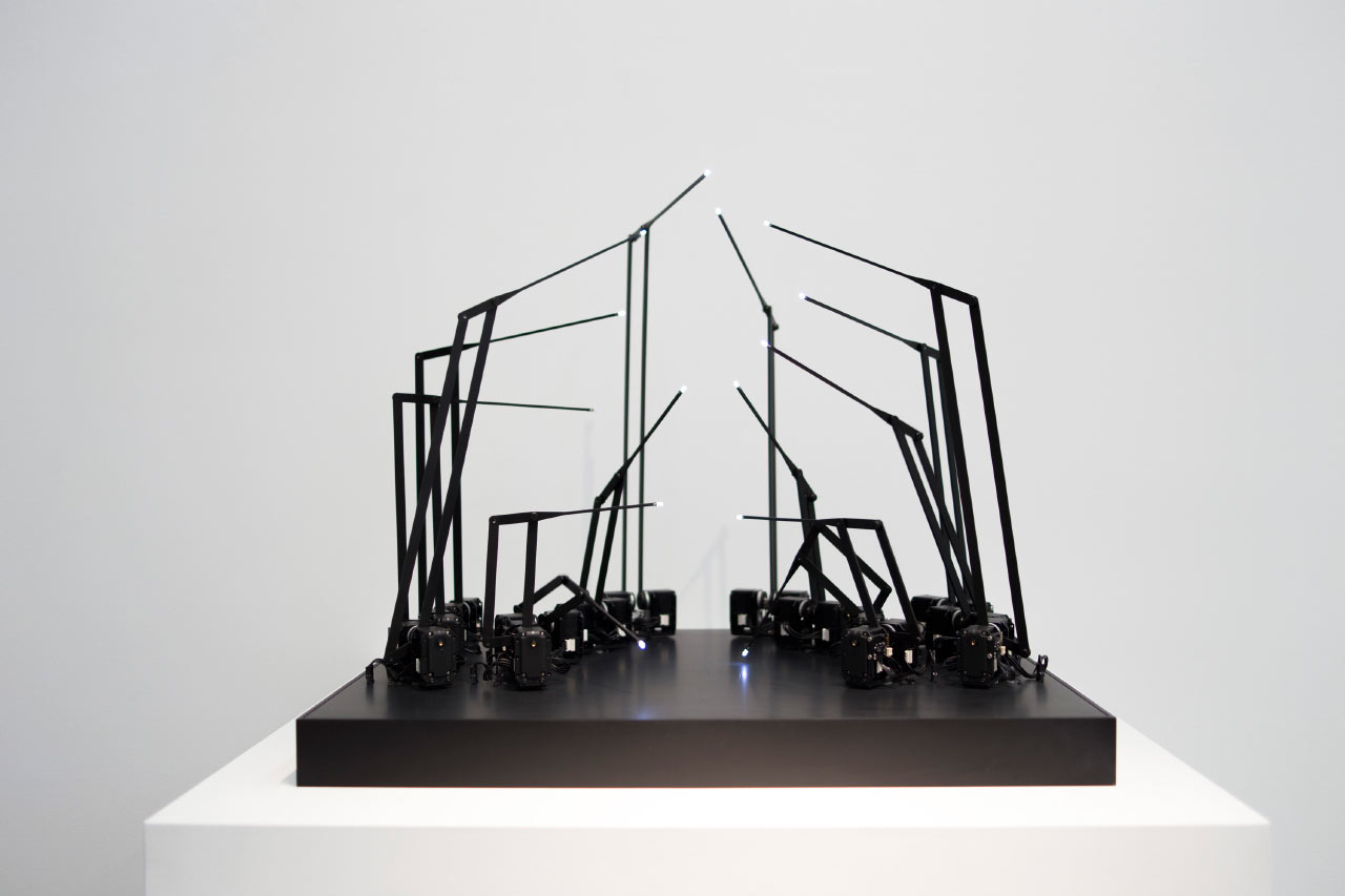 Robotic Reflection: The Art of Random International
