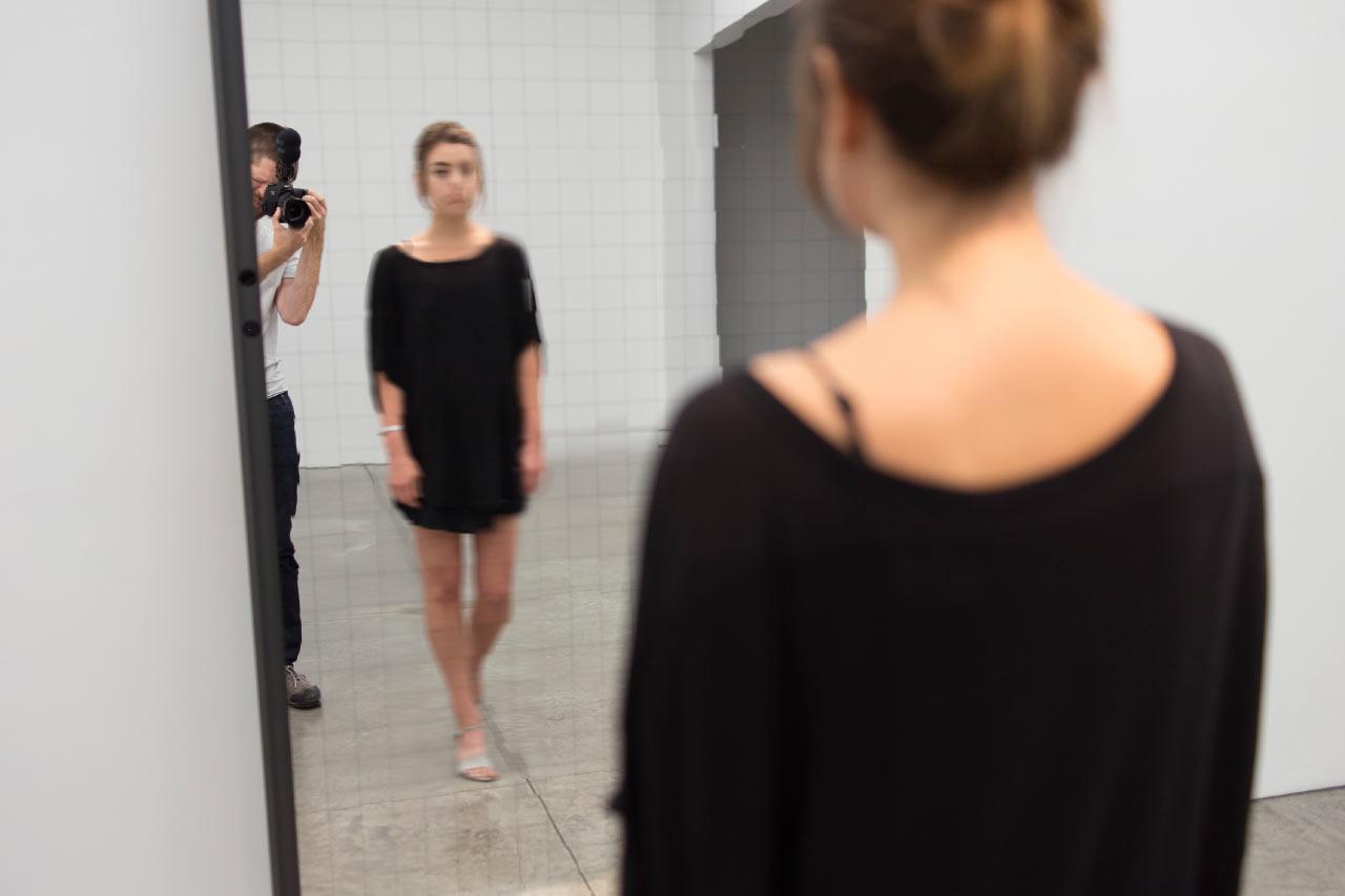 Blur Mirror, 2016