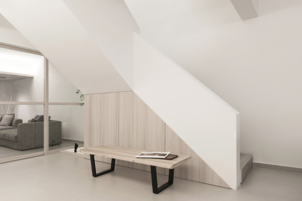 S Apartment by Right Angle Studio