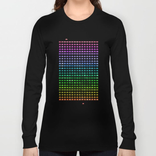space-invader-long-sleeve-tshirt