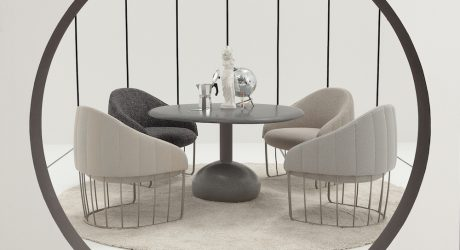 Modern Seating from Sancal with an 18th Century Lineage