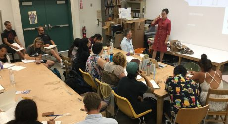The Importance of Drawing Chairs: Wilsonart Student Chair Design Competition