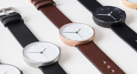The Minimal Instrmnt 02 Watch by Instrmnt