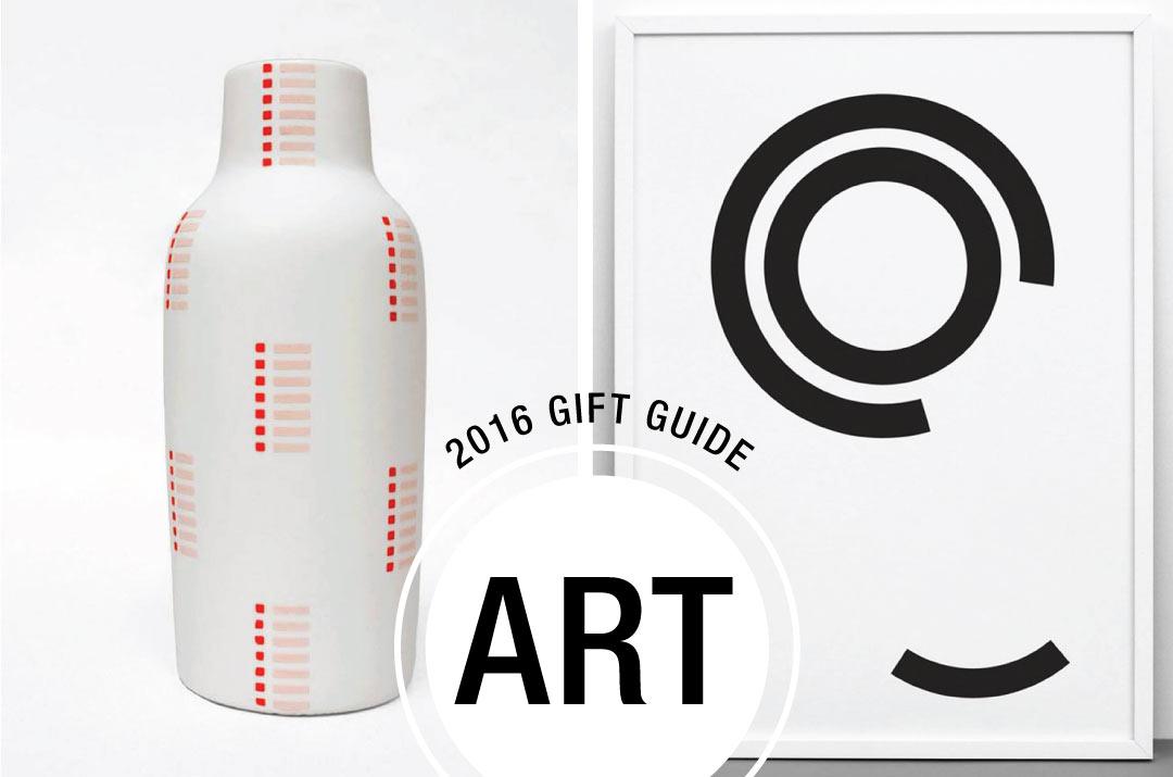 2016 Gift Guide: Modern Art