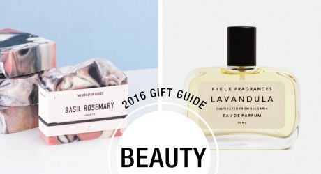 2016 Gift Guide: Beauty