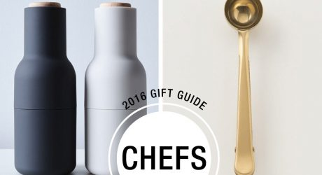 2016 Gift Guide: For The Chef