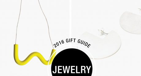 2016 Gift Guide: Jewelry & Accessories
