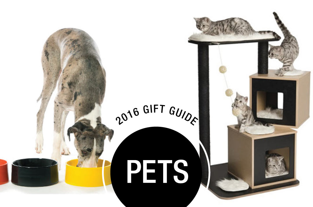 2016 Gift Guide: Pets