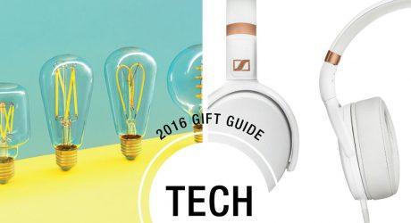 2016 Gift Guide: Tech