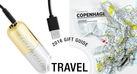 2016 Gift Guide: Travel