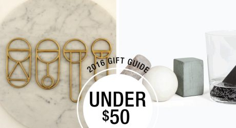 2016 Gift Guide: Under $50