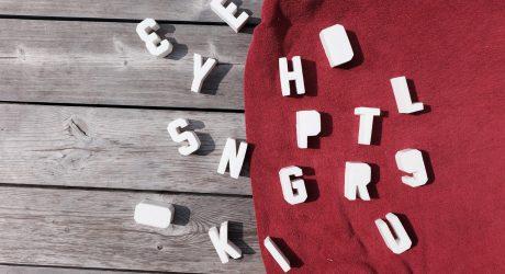 Alphabet Soap by Nava Workshop