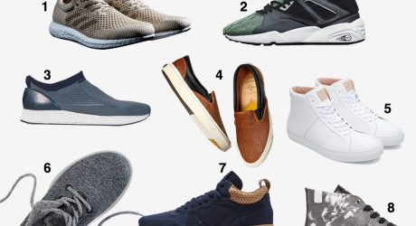 8 Sneakers That Feel as Good as They Look