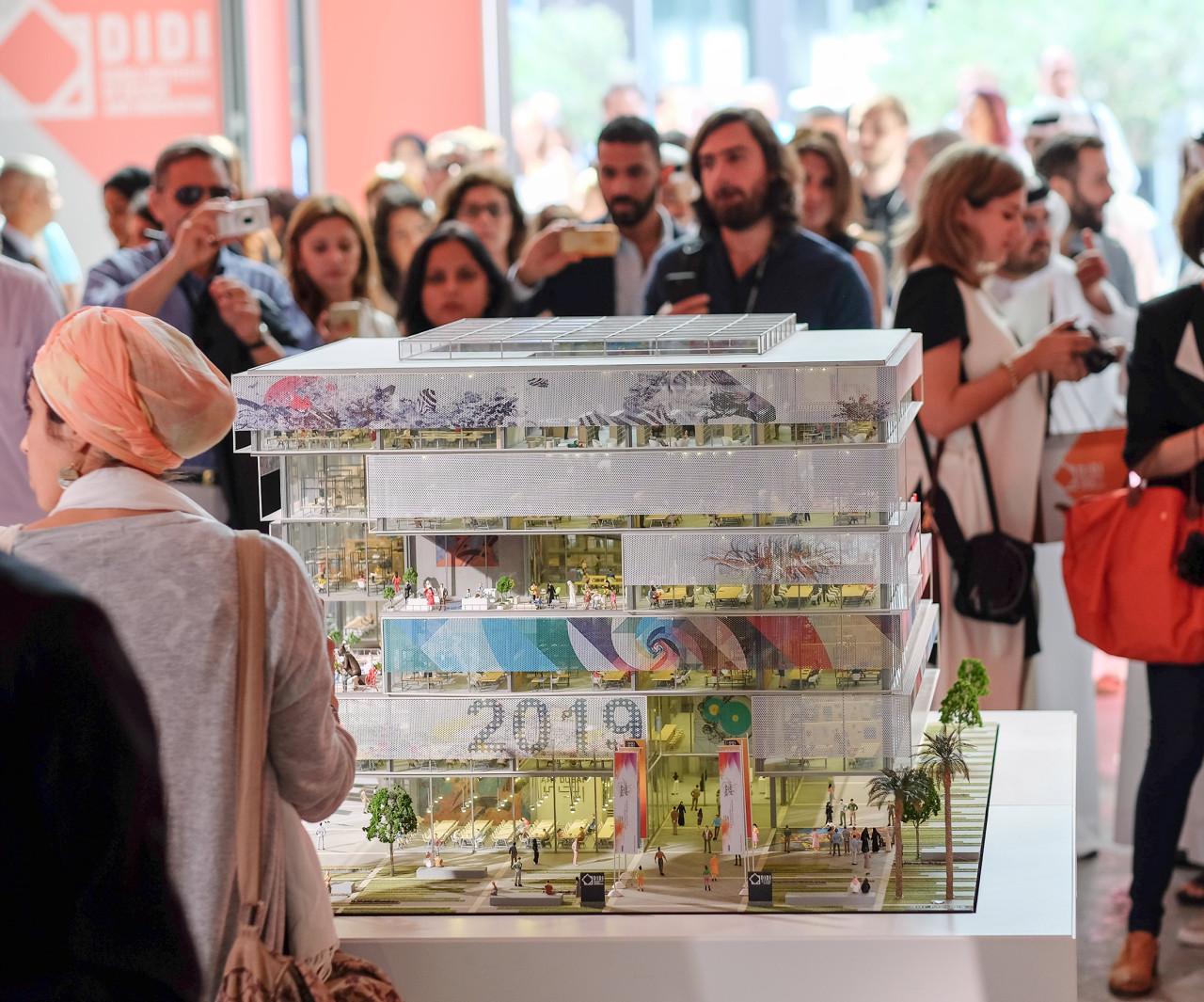 The Best of Dubai Design Week's Global Grad Show