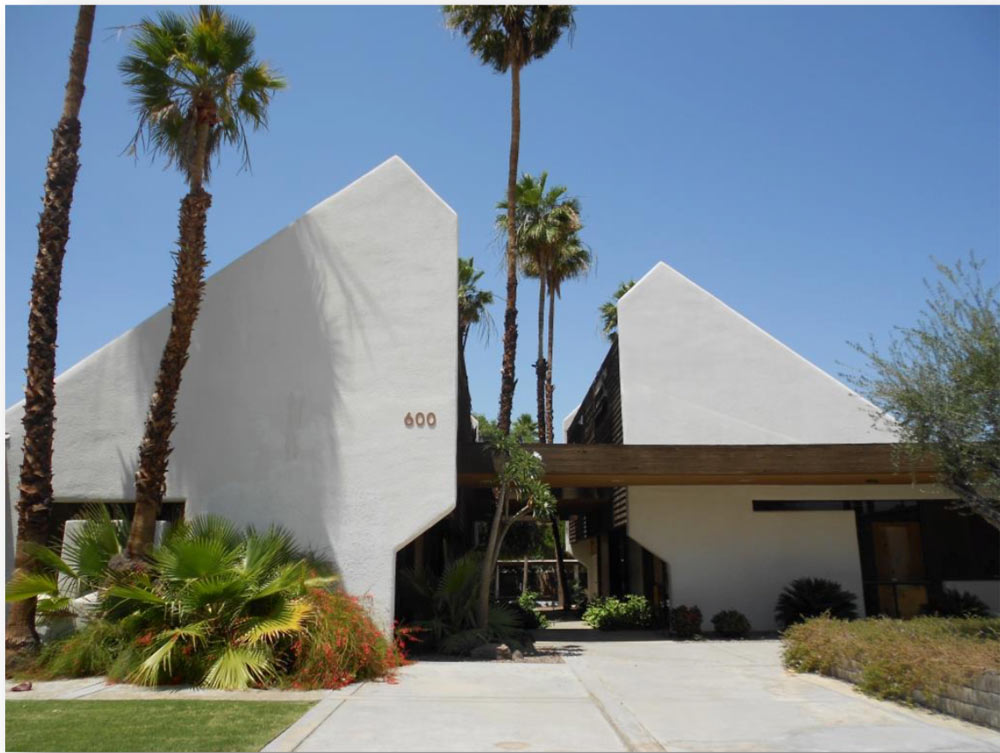 Photo courtesy of Palm Springs Preservation Foundation