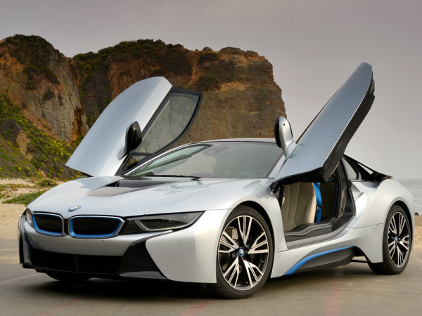 Photo courtesy of BMW USA