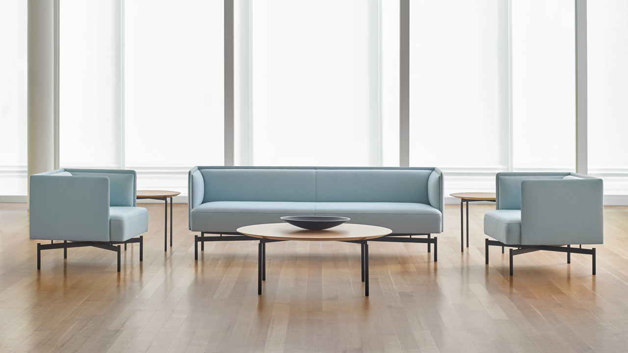 Bernhardt Design Releases Last Collection by Charles Pollock