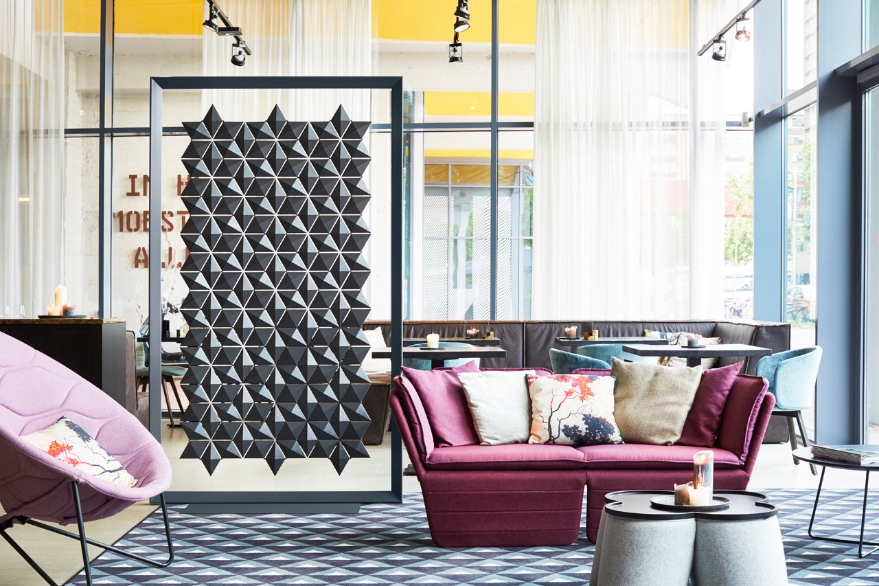 Home Furnishings Interior Design Main · Facet: An Interactive Space Divider  ...