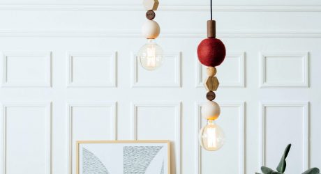 Simple Pendants with Geometric Modules