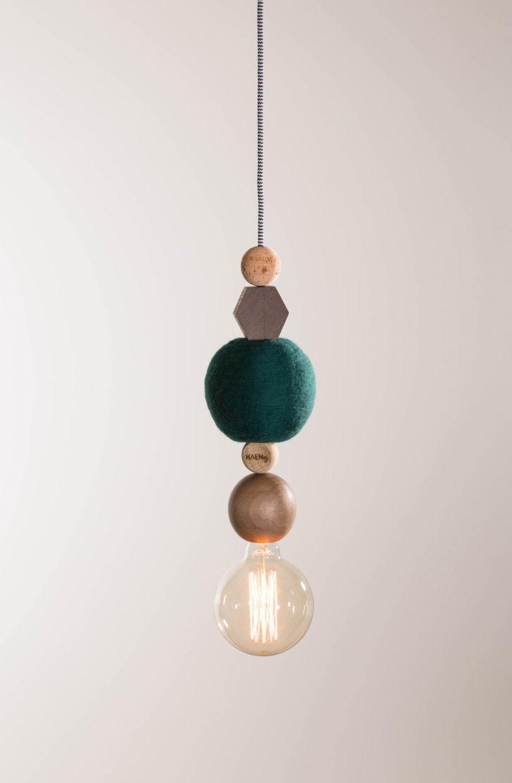 HAENG Collection / BOTTLE GREEN