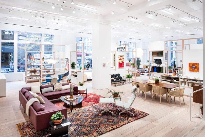 Herman Miller Retail Store 1a
