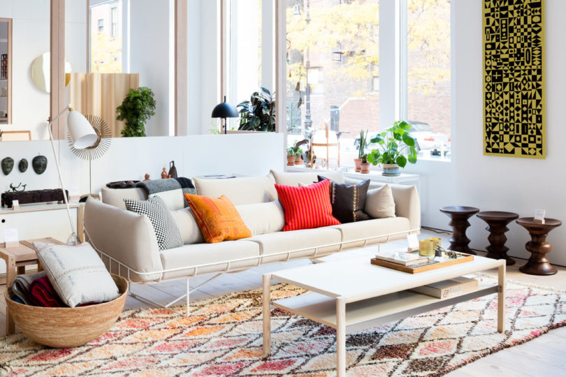 Herman Miller Launches a Flagship Store in NYC - Design Milk