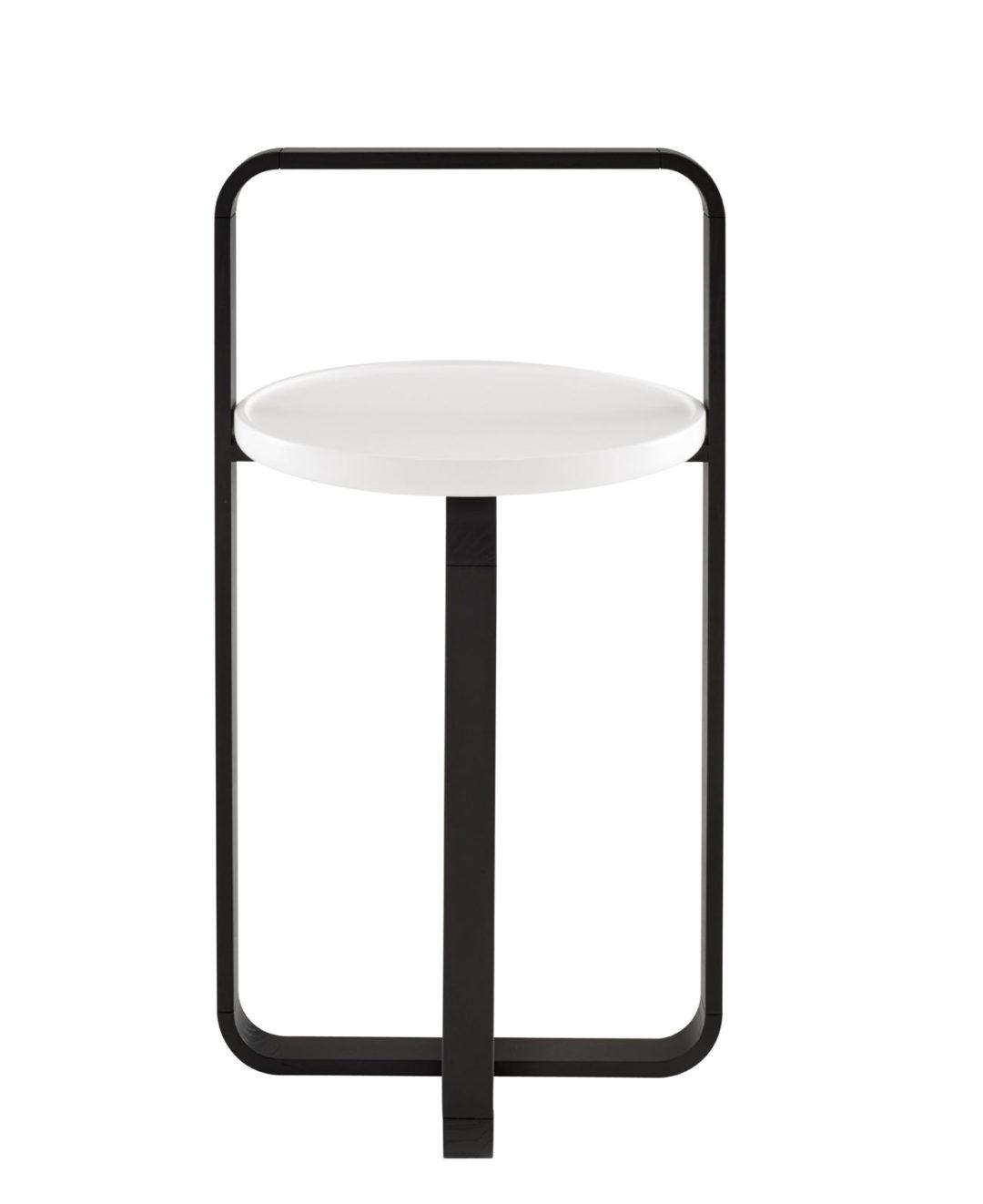 kaziu a portable side table from ligne roset design milk. Black Bedroom Furniture Sets. Home Design Ideas