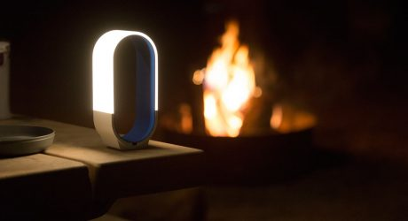 mr.GO!: A Portable, Cordless Outdoor LED Lantern