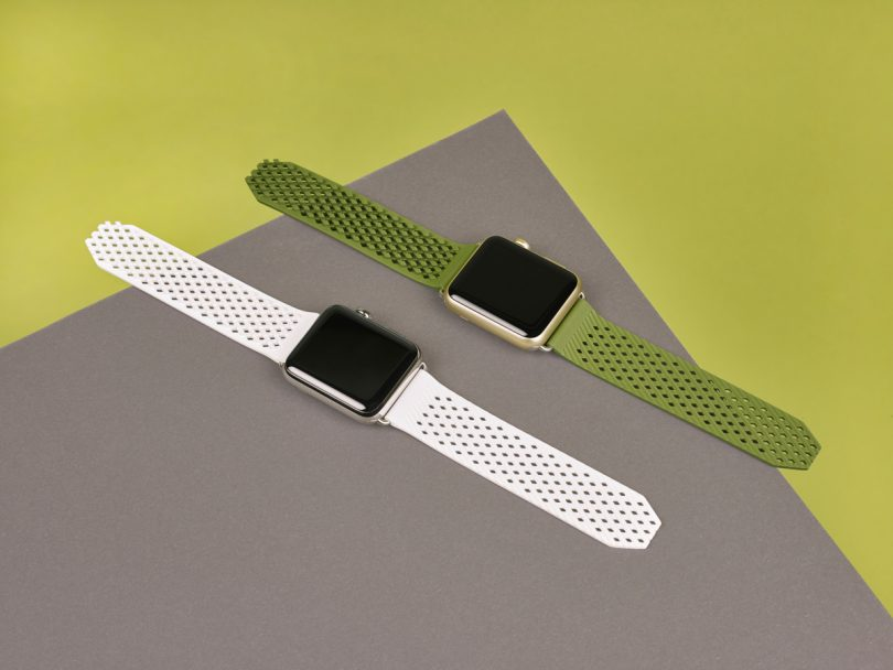 LABB: Buckle-free, Loopless Band For Your Apple Watch