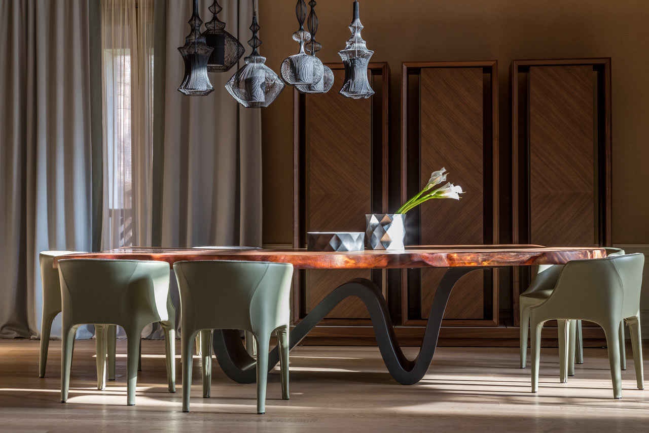 A Kiev Home is Injected with Personality