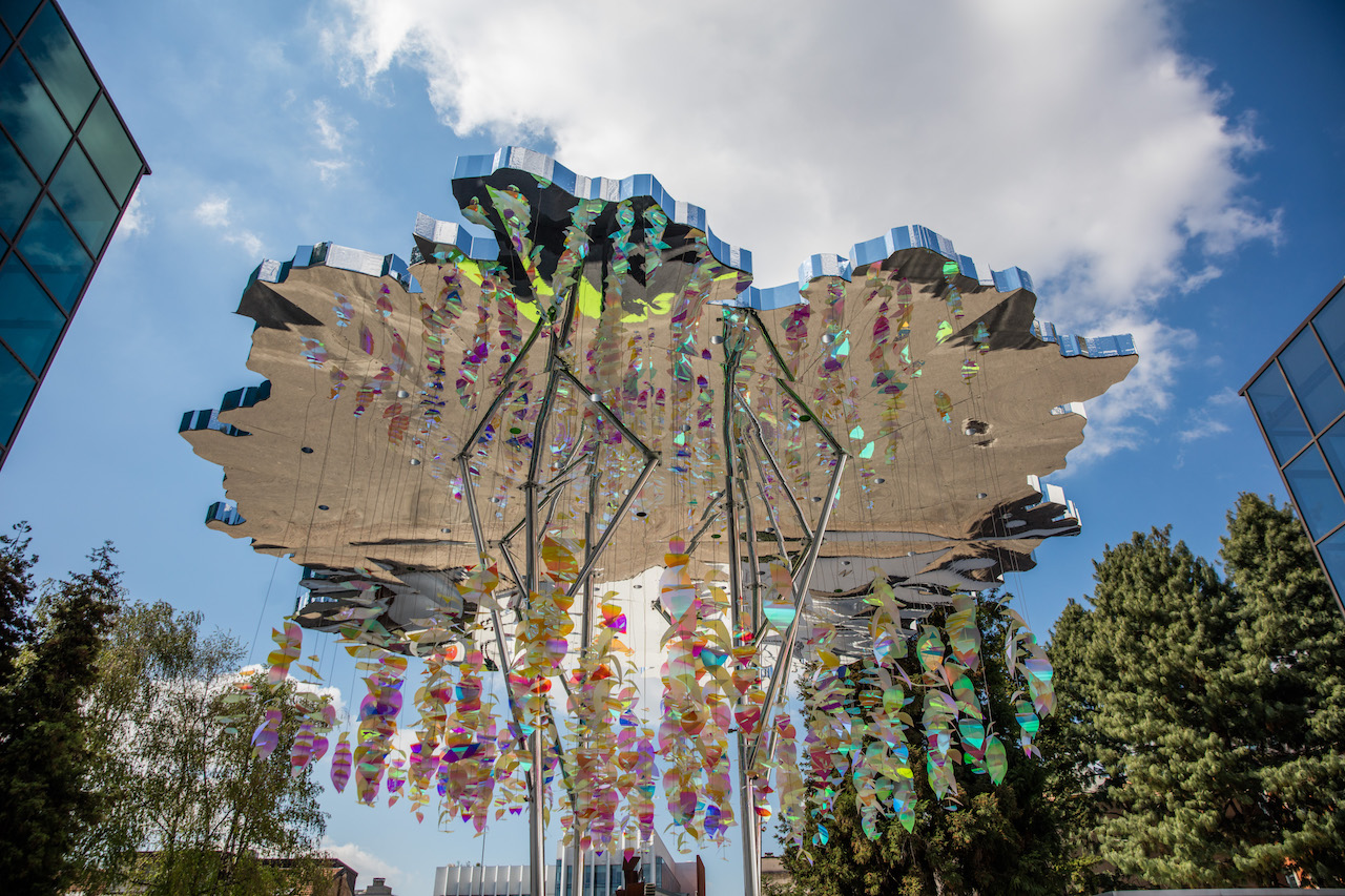 Stefano Boeri's Urban Trees Grow in Milan