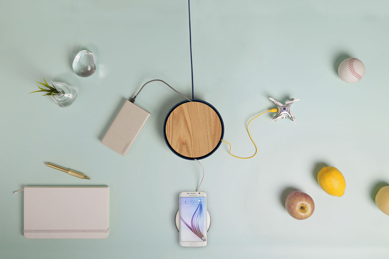 The Native Union Eclipse USB Hub Glows With Good Ideas