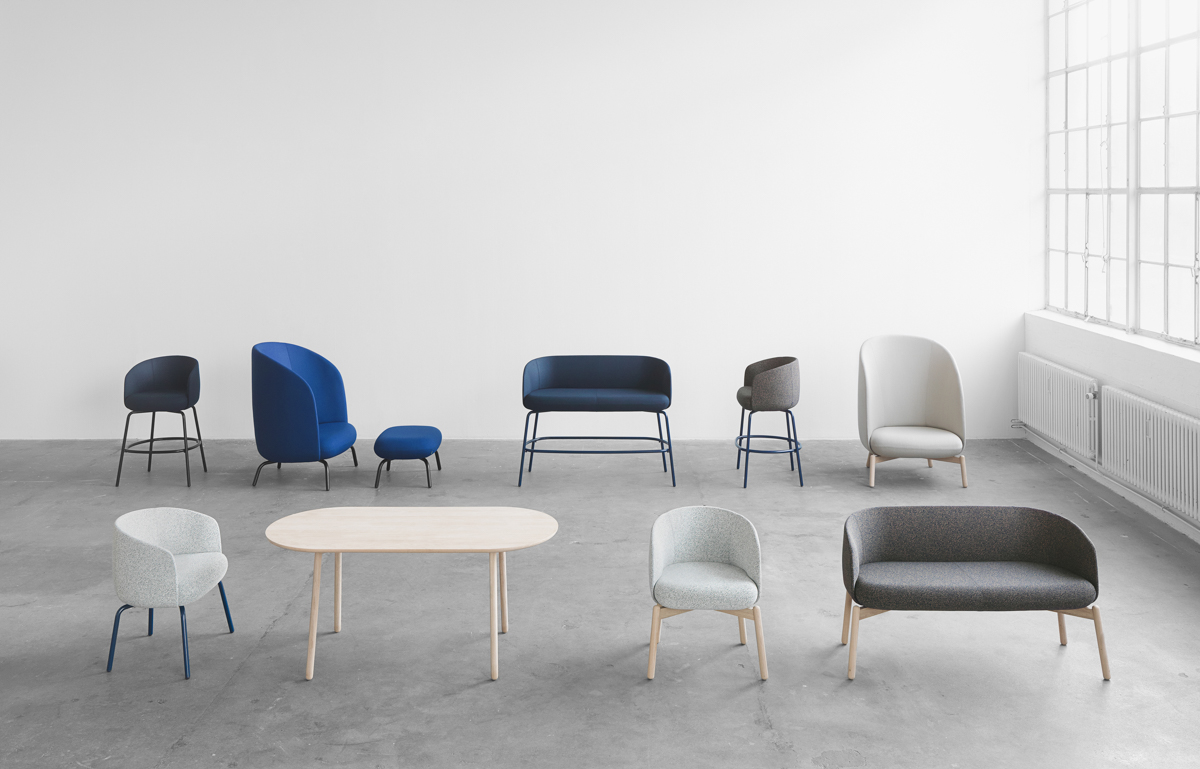The Nest Collection Designed By Form Us With Love For +Halle