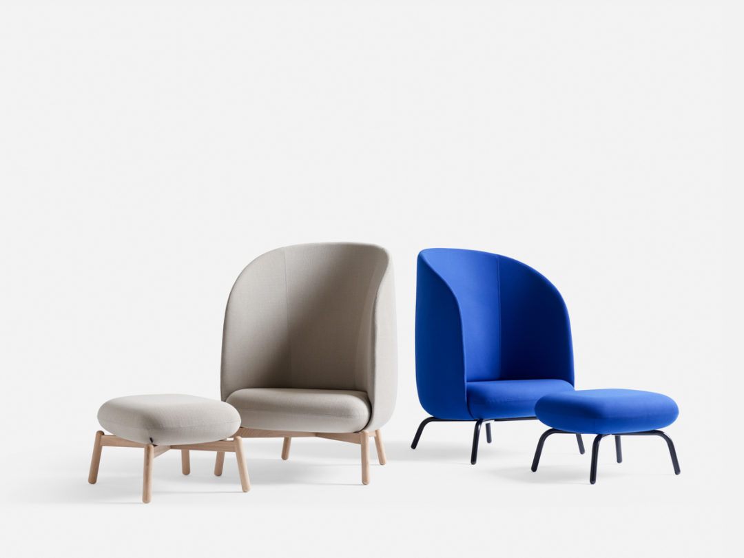 Nest Collection Designed By Form Us With Love For +Halle - Design Milk