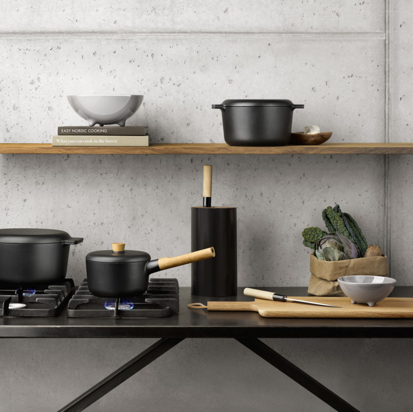 Nordic kitchen scandinavian kitchenware by eva solo for Scandinavian housewares
