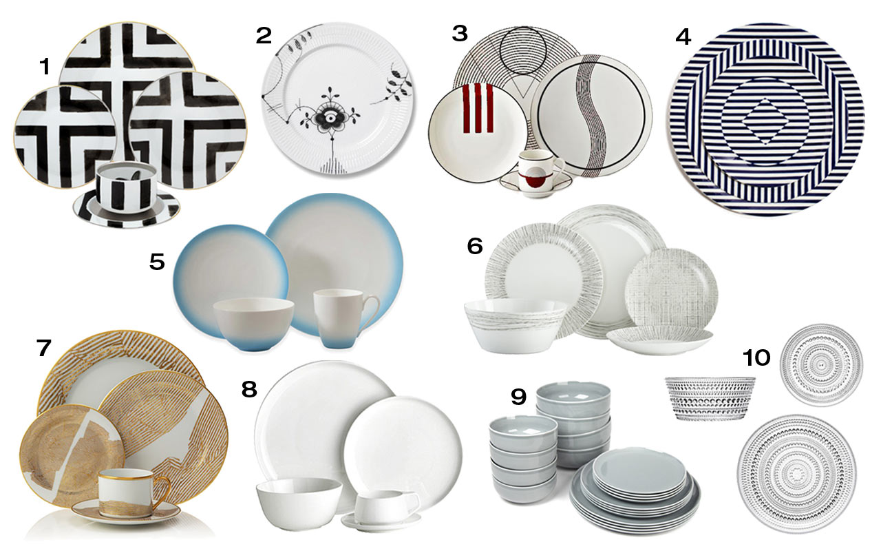 10 Modern Fine China and Dinnerware Options  sc 1 st  Design Milk & 10 Modern Fine China and Dinnerware Options - Design Milk