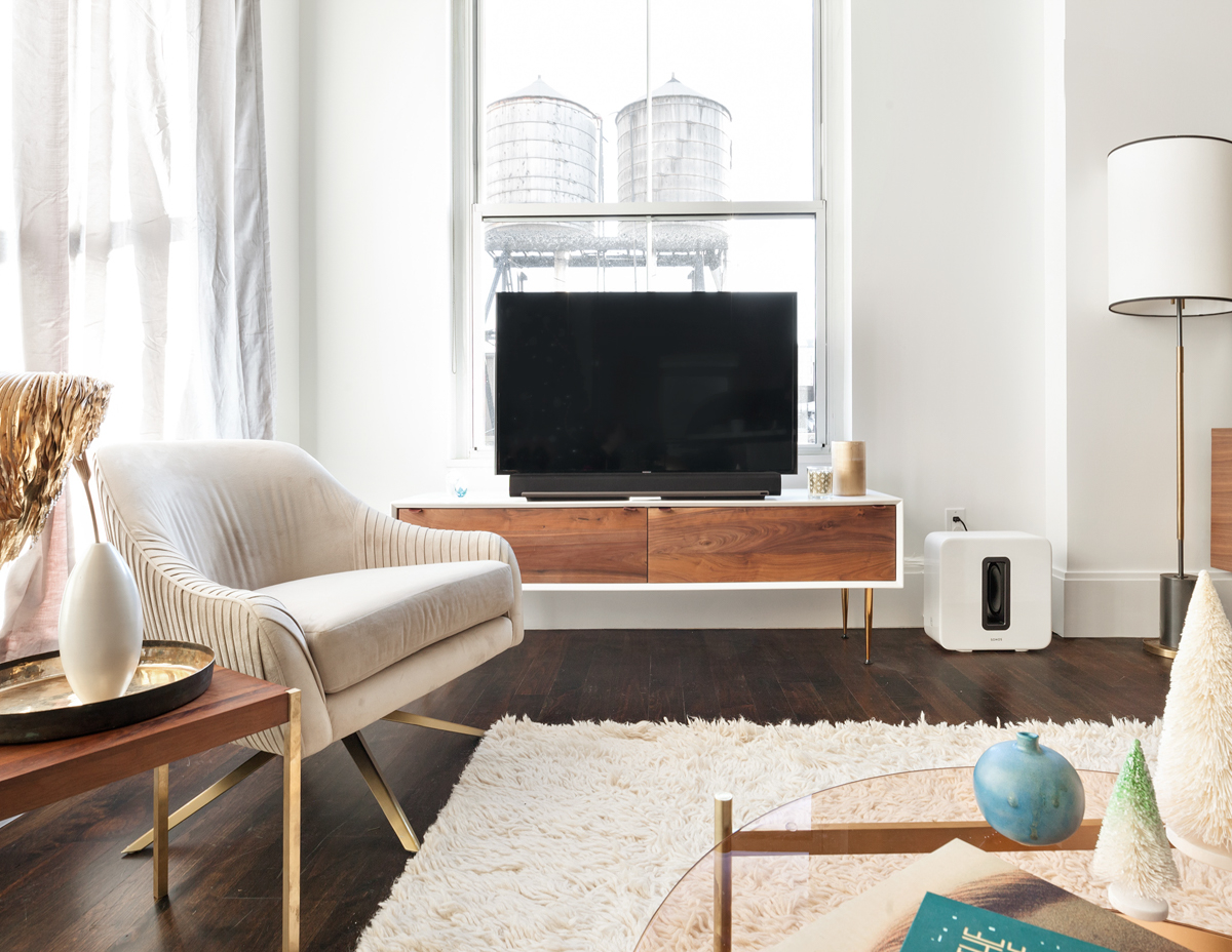 West Elm, Homepolish and Sonos Team Up To Design a Home