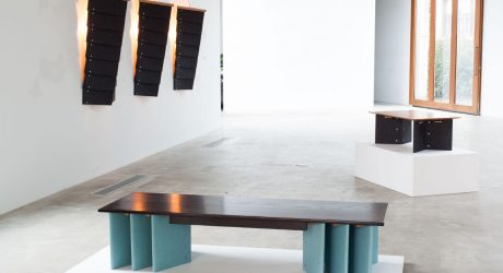 Unexpected: Furniture Made From Acoustic Panels