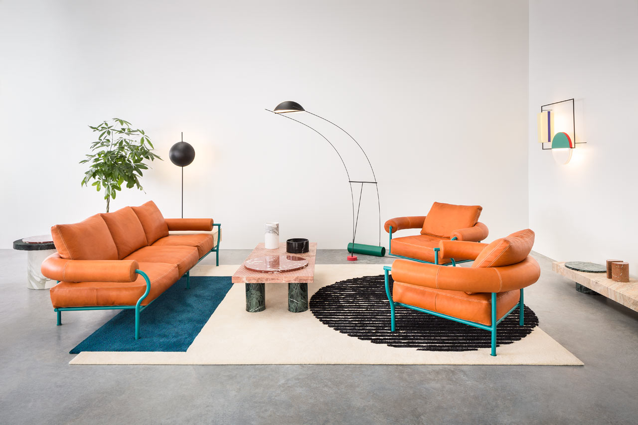 A Timeless, Contemporary Salon by Tomás Alonso