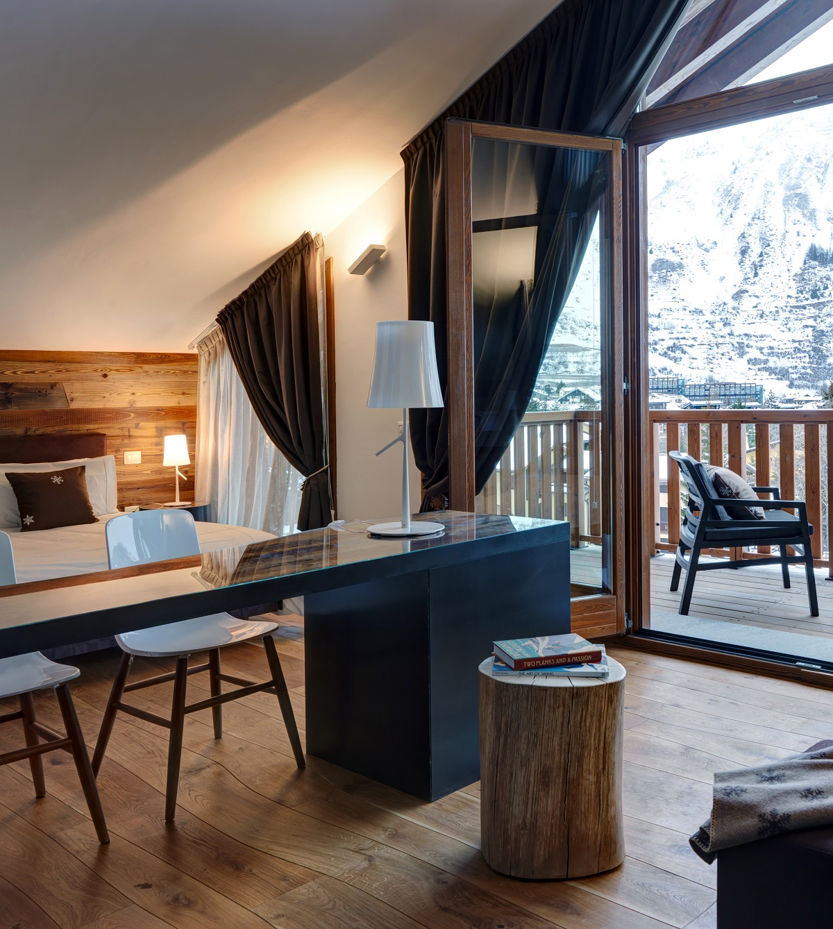 A Vacation Meant For Staying In At The Hotel Nira Montana