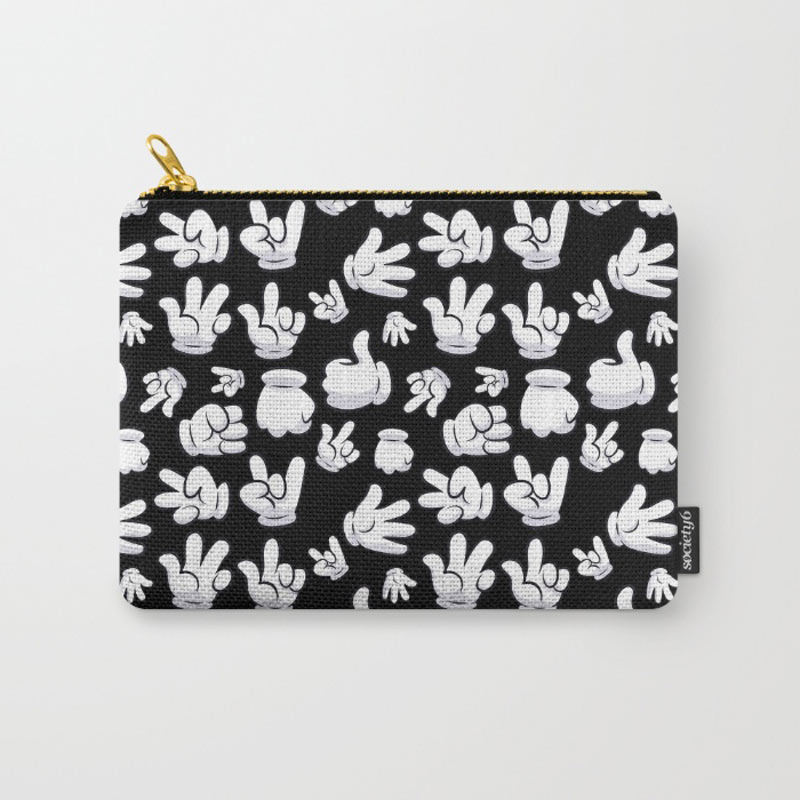 mickey-hands-carry-all-pouch