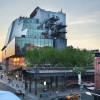 Renzo Piano Designed Whitney Museum New York City