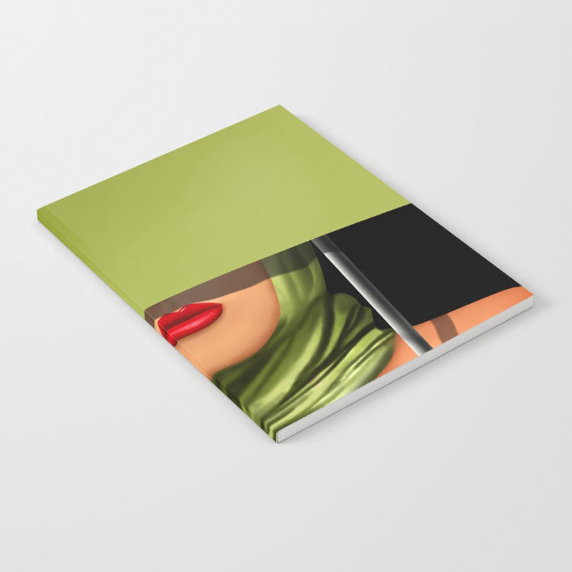 red-lips-notebook
