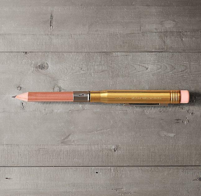 restoration-hardware-brass-pen