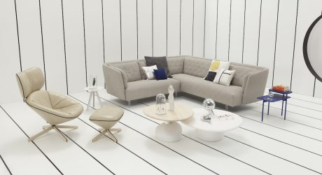 Cozy Sofa to Built to Fight Long Cold Winter Nights