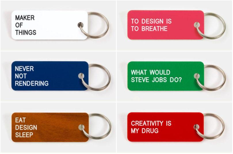 various-keytags-design