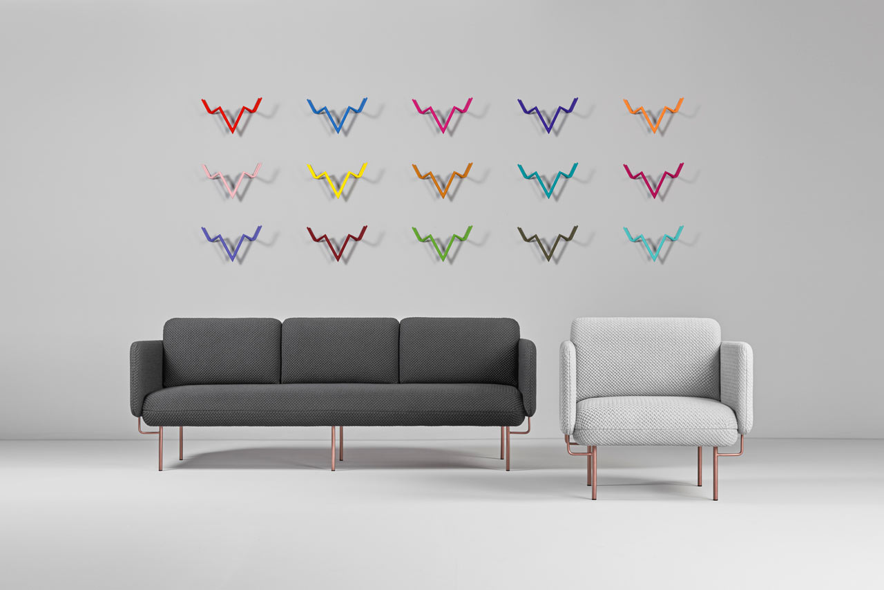 Missana Launches Seating Collection by Chris Hardy