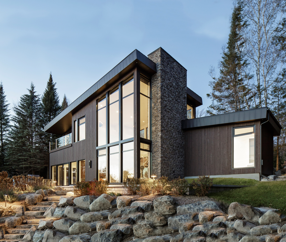 BONE Structure: Defining Homes of the Future