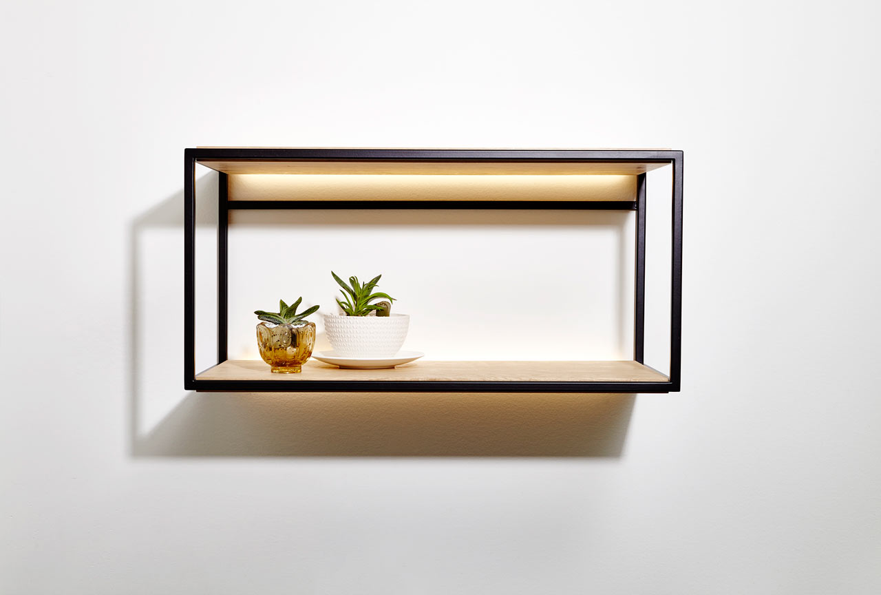 beauparlant launches open wallmounted shelves