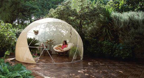 Year-Round Weatherproof Igloos for your Garden